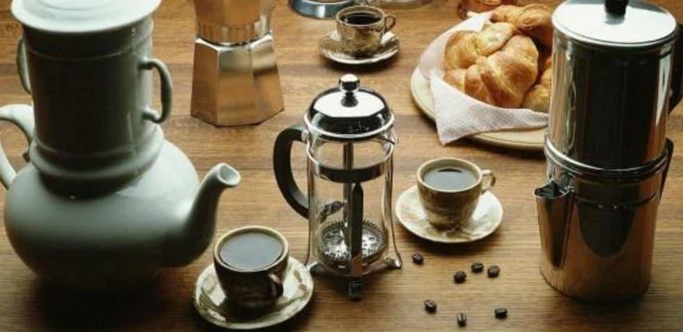 Френч пресс для приготовления кофе