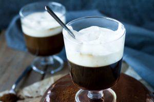 ирландский кофе с кремом