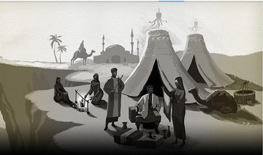картинка арабского мира