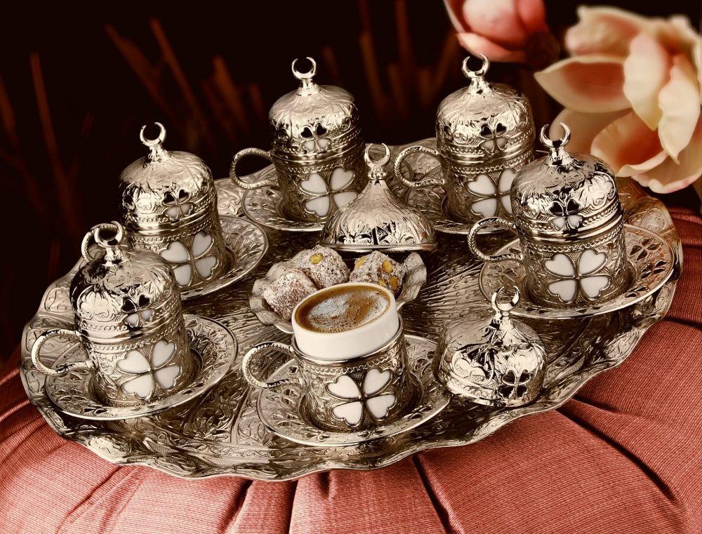 набор для турецкого кофе