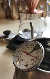 температура заваривания кофе