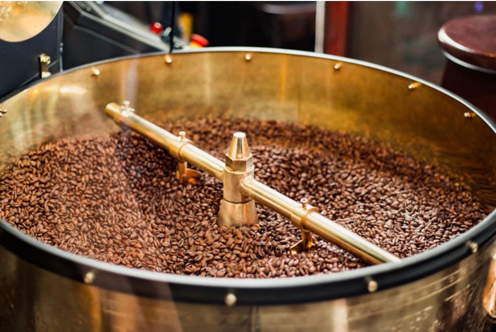 оборудование по обжарке кофе