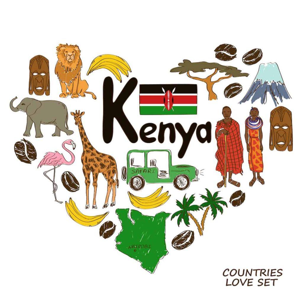 предложение Кении миру