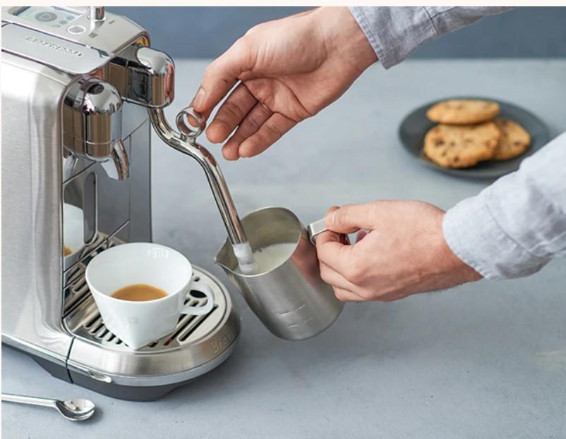 кофеварка с капучинатором