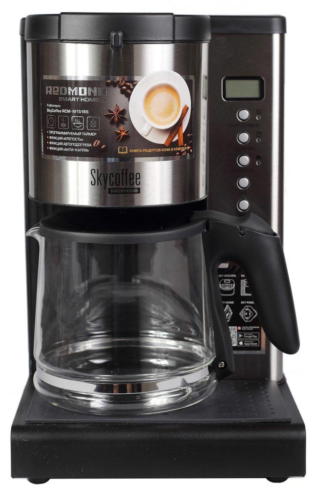 автоматическая капельная кофеварка