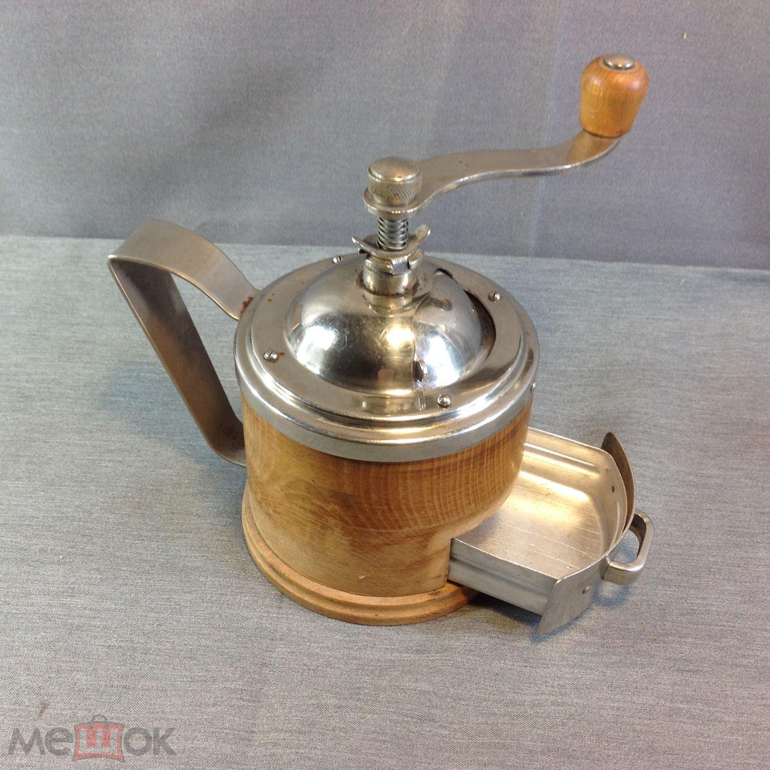 кофемолки сделанные в ссср