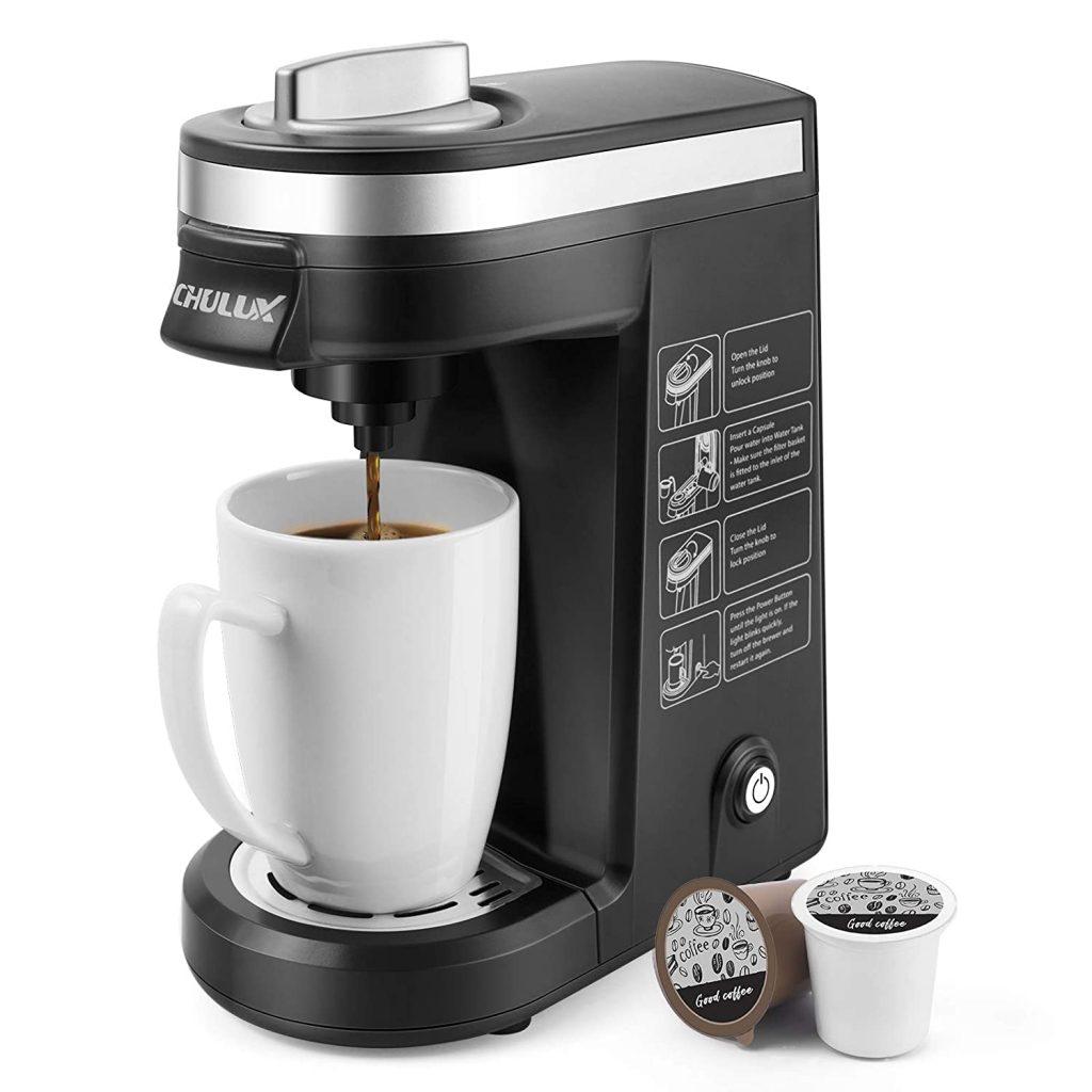 Кофеварка на одну чашку
