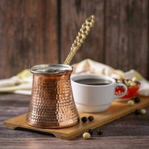 big turkish coffee pot