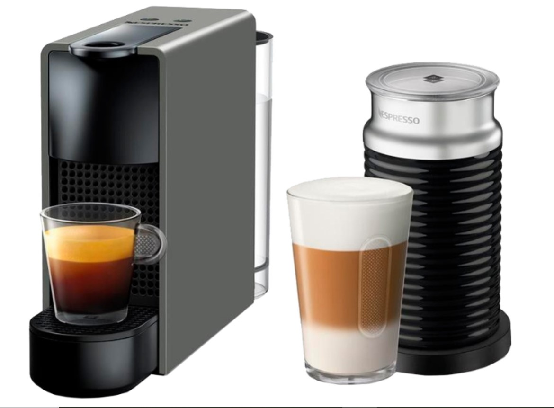 Nespresso C30 Essenza Mini Aeroccino
