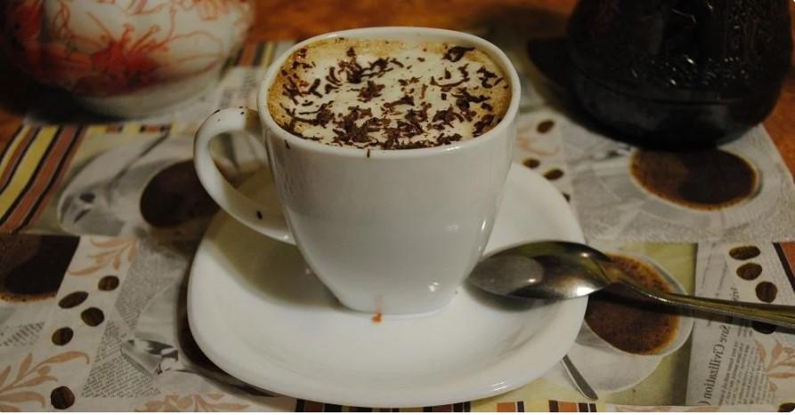 кофе по-венски в турке