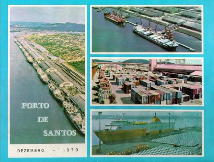 Порт Сантос