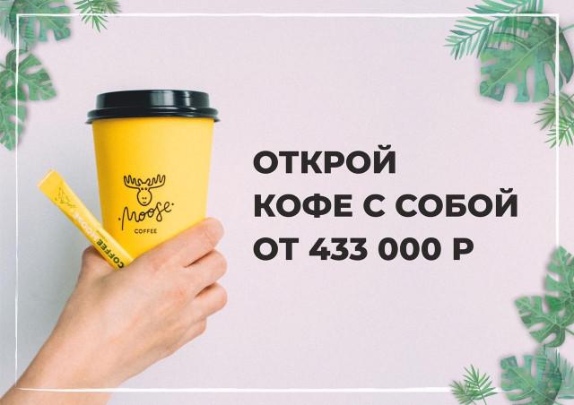 Открой формат кофе с собой