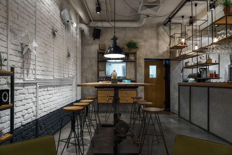 Промышленные круглосуточные кафе