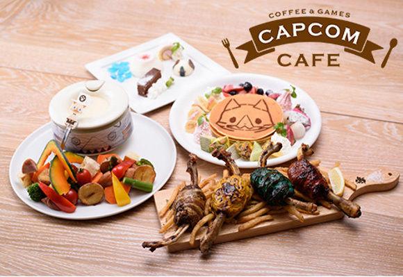 Capcom Cafe