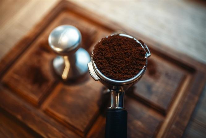 кофе в фильтре