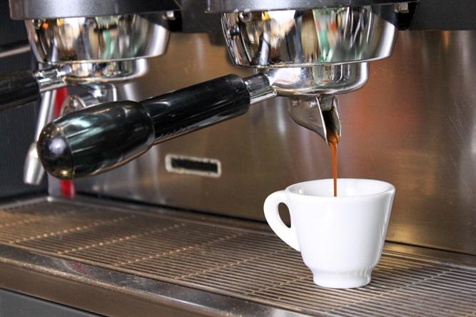 кофе и кофемашина
